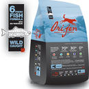 Orijen 6 fresh fish for dogs premium pet foods for Raw fish for dogs